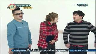 [ENG] 111224 INFINITE Weekly Idol PART 1/3