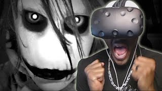 JEFF THE KILLER IS BACK -  360 | Jeff the Killer REACTION