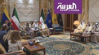 جهود دبلوماسية خليجيا اقليميا ودوليا لحل الأزمة مع قطر