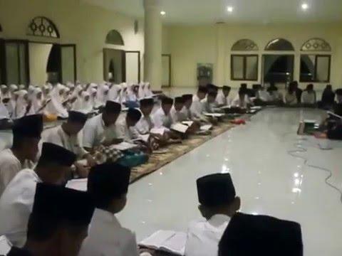 Pelatihan Qiro'ah Nasional di Pondok Pesantren Al-Ikhlas