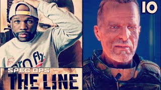 SPEC OPS THE LINE GAMEPLAY WALKTHROUGH PART 10 - Chapter 10: The Dune