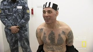 Russia's Toughest Prison | National Geographic 2016
