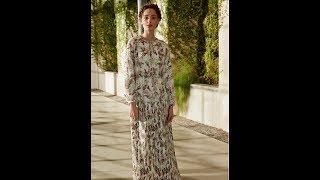 Kayra 2017 Genç Tesettür Elbise Modelleri