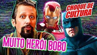 MARVEL vs DC   Choque de Cultura