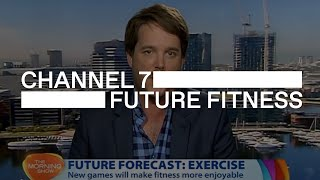 What does the future of fitness and exercise hold?