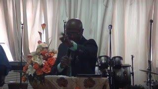 [10-01-2016] C'EST PAR TOI DIEU DOMINE (Through you God will set you free)  L.C.G.P. Dr. AM Levry