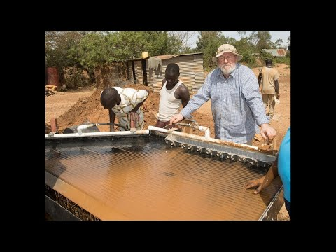 Kenya Miners part 4 Recovering 2 3 times more gold using our shaker table than sluices
