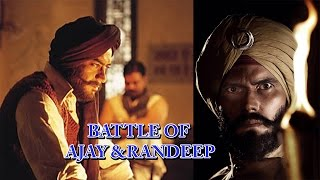 Battle Between Ajay Devgan's Sons of Sardar & Randeep Hooda's Saragarhi