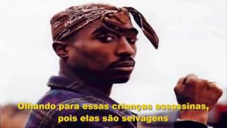 2Pac - It Aint Easy Legendado [HD]
