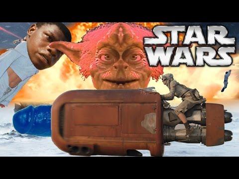 [YTP] STAR WARS: Han's Dildo Awakens