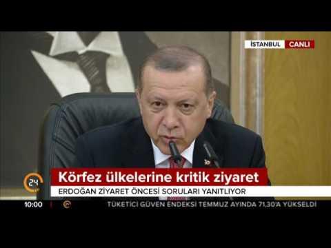 Erdoğan'dan YPG'nin adının değiştirilmesine ilişkin açıklama: Ha Ali ha Veli