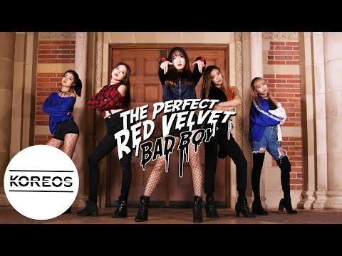 Xxx Mp4 Koreos RED VELVET 레드벨벳 BAD BOY Dance Cover 댄스커버 3gp Sex