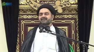 Majlis 16th Ramazan 1438/2017 - Maulana Syed Muhammad Ali Naqvi