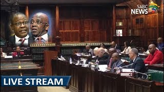 Eskom Inquiry - Zola Tsotsi, Lynne Brown testify, 22 November 2017