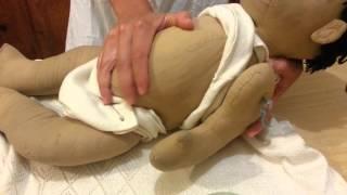 Como curar un susto y un empacho
