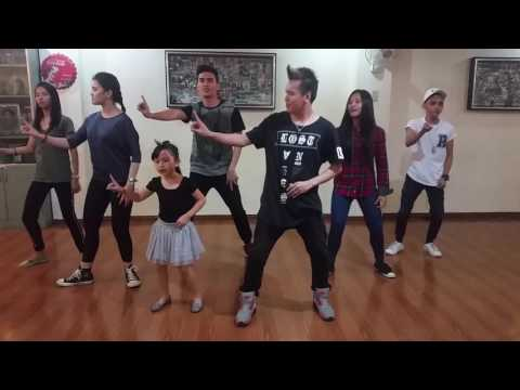 jumpshot challenge with yuliya of the voice kids and pj lapus