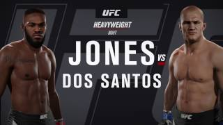 UFC2 Jon Jones-Junior Dos Santos