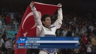 Men's Taekwondo -68kg Gold Medal Final - Turkey v Iran | London 2012 Olympics