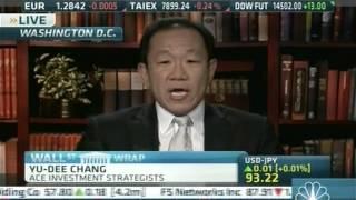 2013.04.01 Yu-Dee Chang Asia Squawk Box