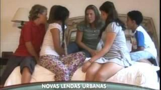 Novas Lendas Urbanas - Maria Sangrenta  Parte 01 de 02