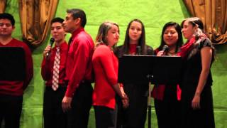 Christmas choir 2013 - CCH Springdale