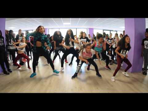 Daphne Scheerlink - I'M A DANCER COOLCAT WORKSHOPS 2015