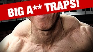 2 Moves to Bigger Traps (TRAP WORKOUT MUSTS!)