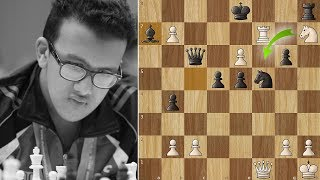 Mikhail Tal is Reborn, and he comes from Egypt :)