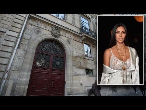 Xxx Mp4 Kim Kardashian Bound And Gagged By Armed Robbers Who Took 10M In Jewelry 3gp Sex