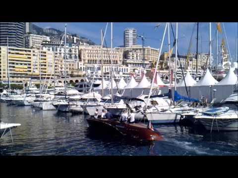 Monaco Yacht Show 2014-walk inside Hybrid Yachts - 60 Min