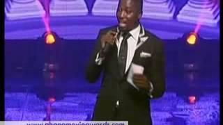 GHANA MOVIE AWARDS A PLUS TAKES OVER COMEDY