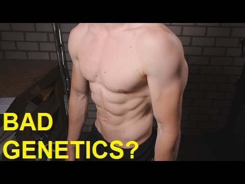 Asymmetrical Abs, Chest Gap And Small Biceps: How To Fix Them?