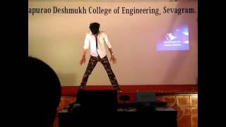 Mai hu hero || Wajah tum ho || dance by Akshay nasre