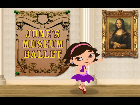 Xxx Mp4 ★ Disney Little Einsteins Junes Museum Ballet Game For Kids 3gp Sex