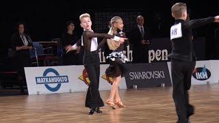 Finland Open 2016 | Robert Veide - Amanda Rebecca Padar | Jive