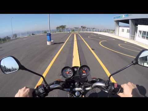 Como passar no exame prático de moto Detran RJ Ilha do Governador