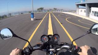 Como passar no exame prático de moto - Detran/RJ - Ilha do Governador