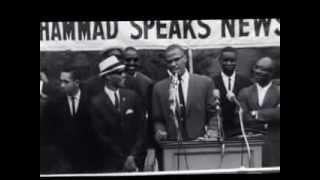 فيلم مقتل زعيم السود الامريكان  الحاج مالكوم اكس