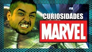 MAIORES CURIOSIDADES DA MARVEL!! - MonarkiaHub