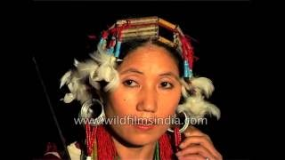 Nishi Tribe of Arunachal Pradesh