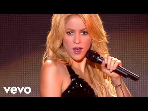Shakira Loca Live From Paris