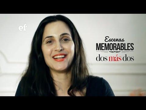 ESCENAS MEMORABLES: DOS MAS DOS - JULIETA DIAZ