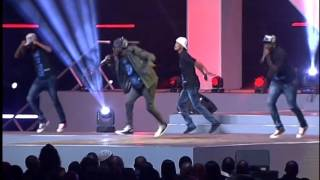 NAMA 2014 Live Performance by Exit - Saturday Awards 3rd May