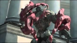Resident Evil   Damnation Epic fight