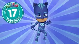 PJ Masks Creation 17 - Catboy's Super Powers! (new 2017)