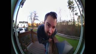 NuTone Knock Video Doorbell Install (So Easy)