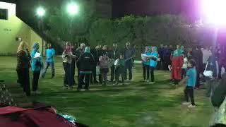 بطولة الفارابي للمدارس لكرة السرعة موسم 2018 . حسام جبر(8)