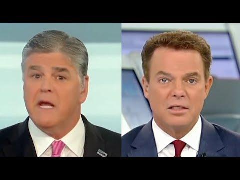 Fox News Shep Smith shuts down Sean Hannity s lies and propaganda