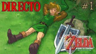 Zelda: A link to the Past - Guía 100% - Directo #1 - Español - Momentos de Nostalgia - Retro - Snes