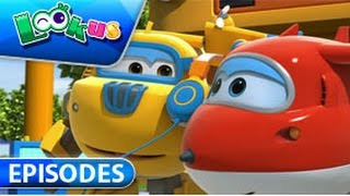 【Official】Super Wings - Episode 34